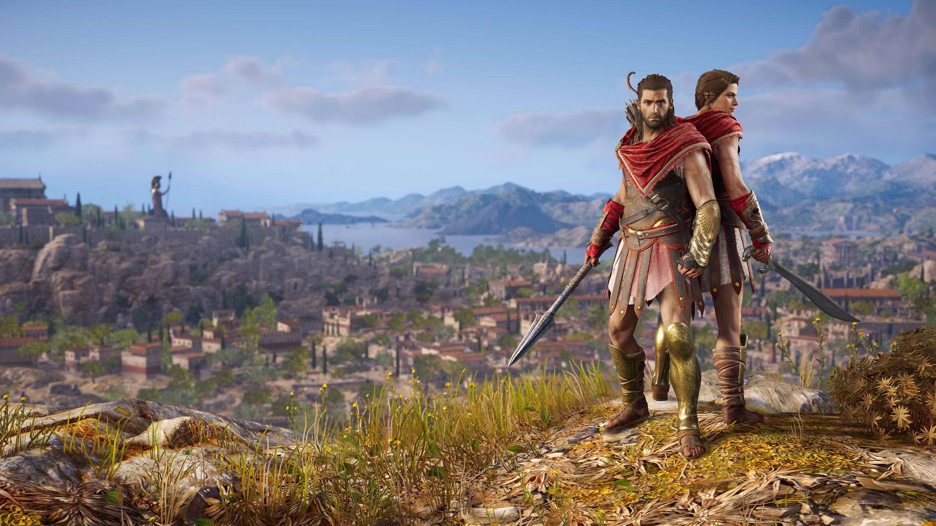 Assassin's Creed Odyssey's second DLC episode arrives next week screenshot