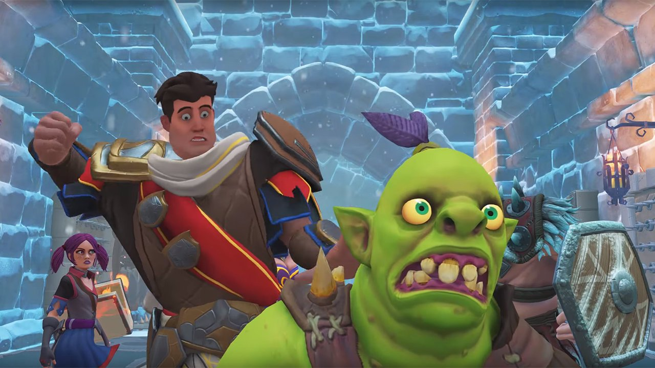 Robot Entertainment is killing off Orcs Must Die Unchained and Hero Academy 2 screenshot