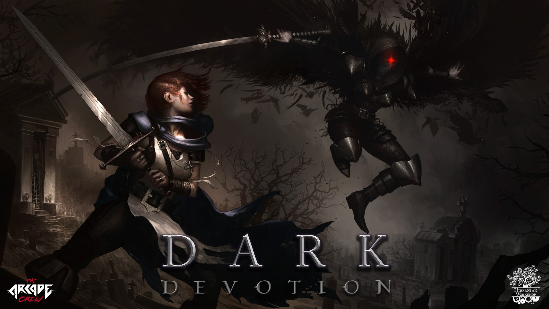 Action-RPG Dark Devotion promises doom, gloom, and plenty of bosses screenshot