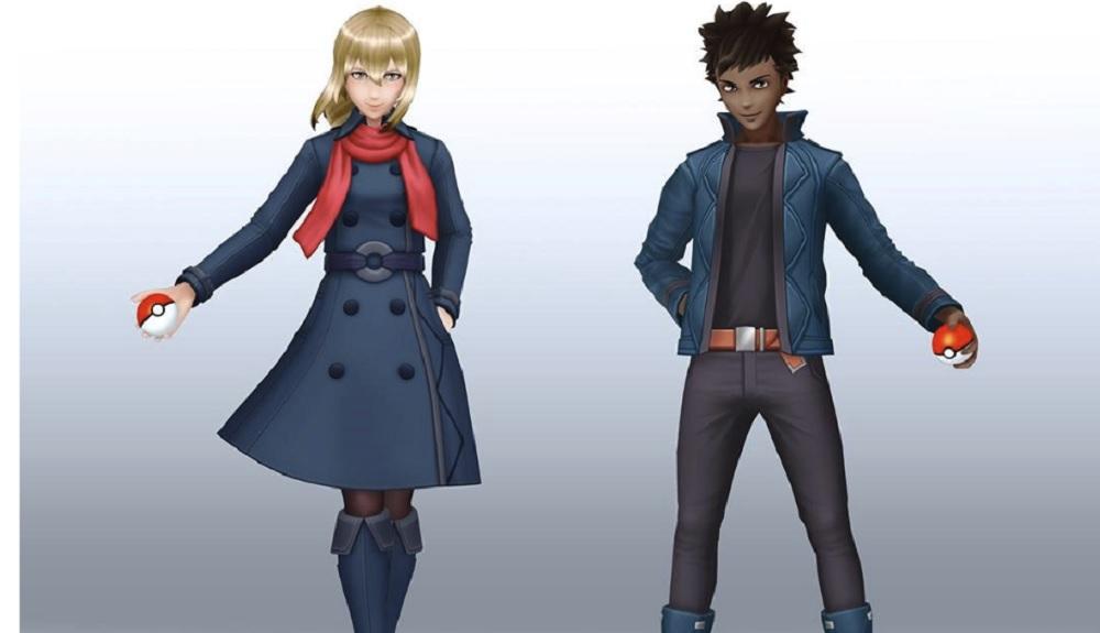 Pokemon Go pays homage to recent Pokemon generations screenshot
