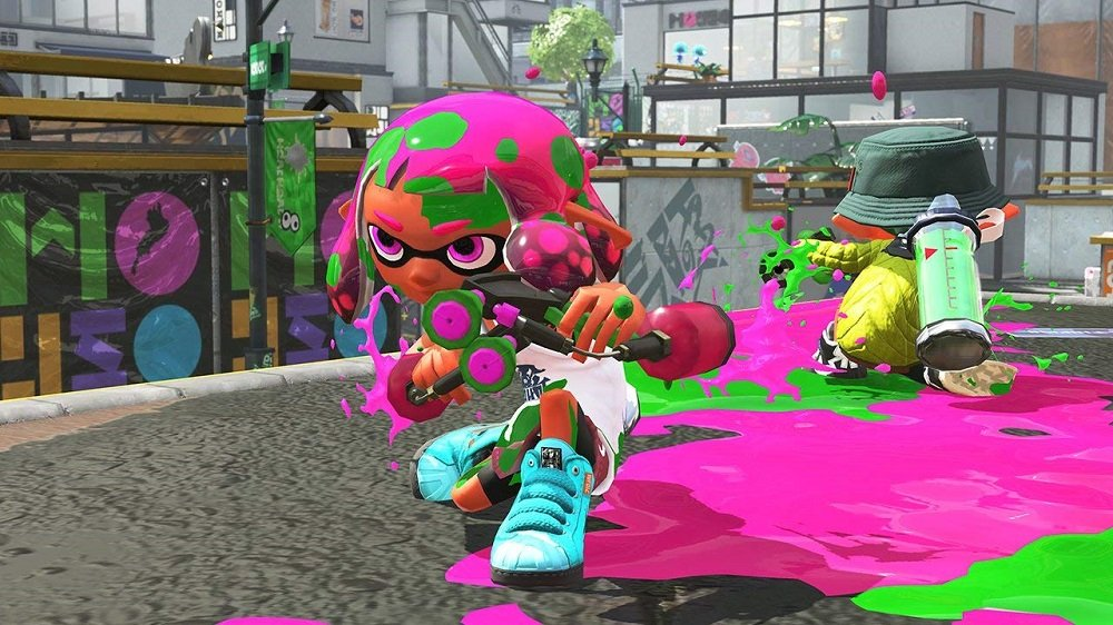 Nintendo Europe opens Splatoon 2 Community Cup registration site screenshot