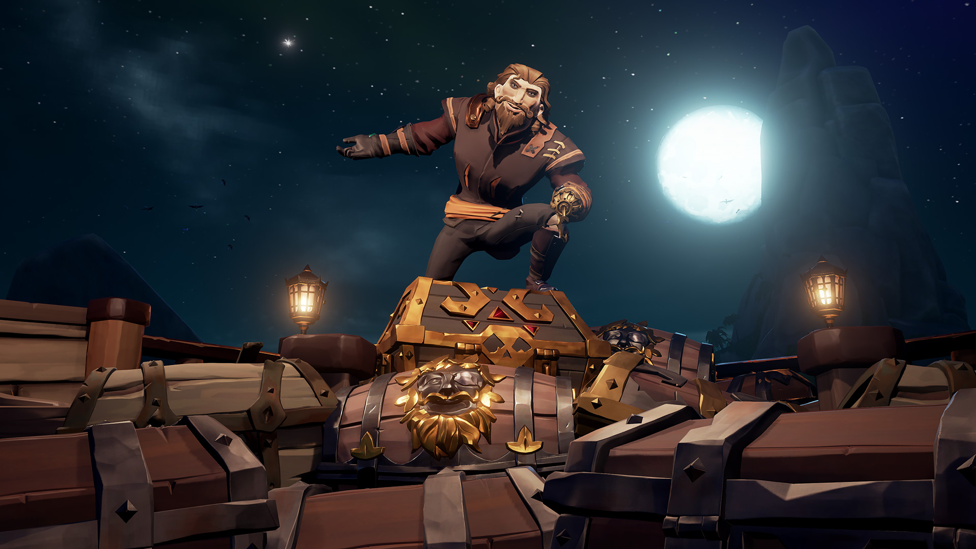Sea of Thieves is fixing the dreaded 'double gun' tactic screenshot