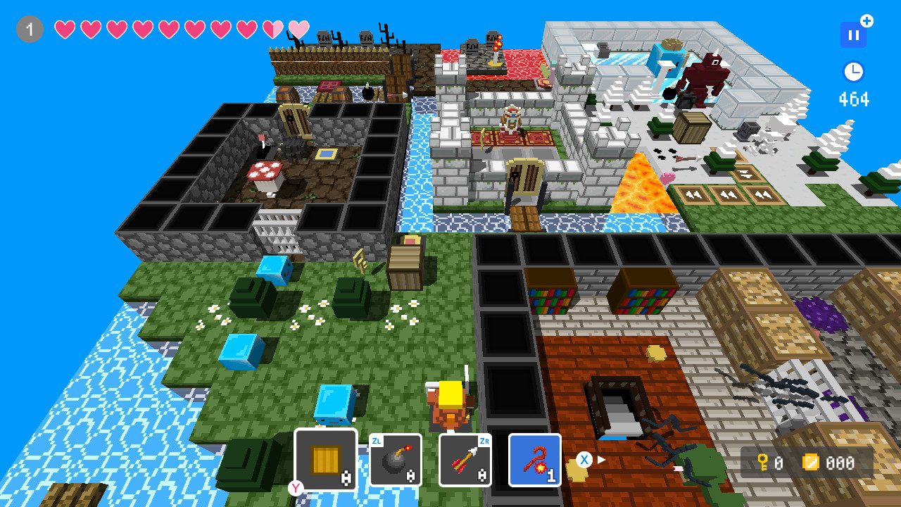 Review: Block Quest Maker screenshot