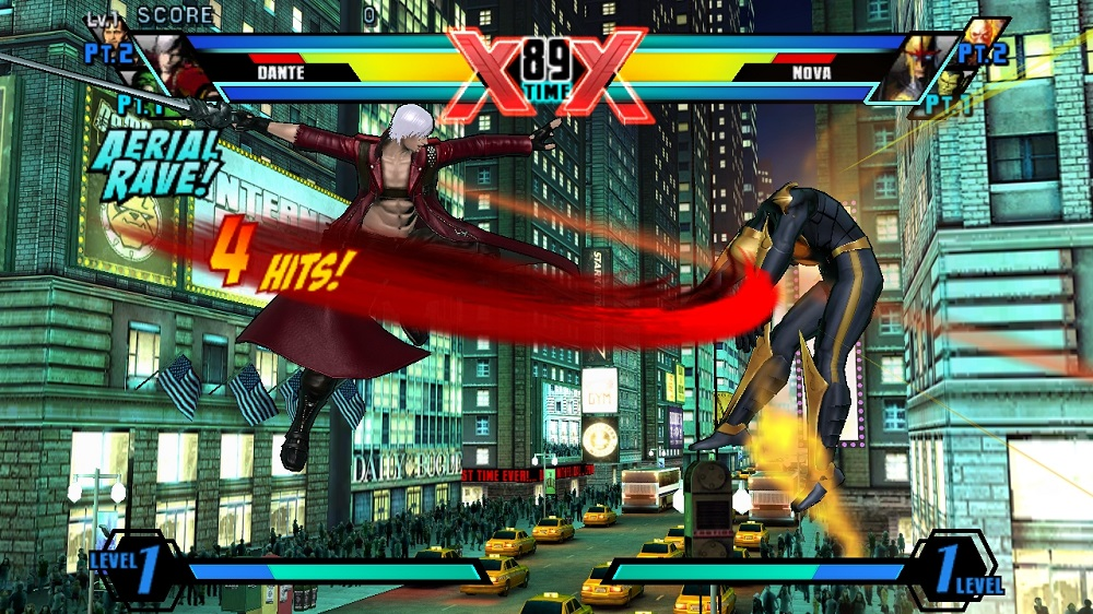 Ultimate Marvel vs Capcom 3 makes surprise appearance on Xbox Game Pass screenshot