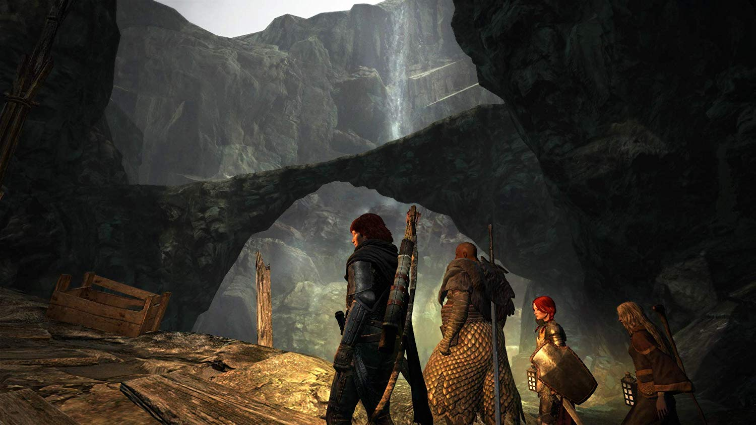 Upcoming Dragon's Dogma port allegedly won't require Switch Online screenshot