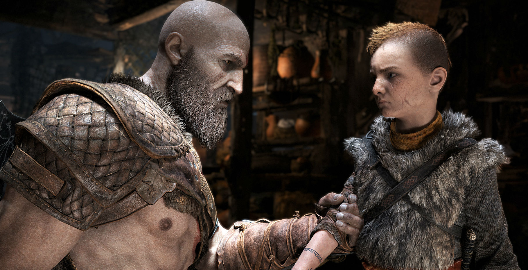 God of War director says his DLC idea was so ambitious, it never even got off the ground screenshot