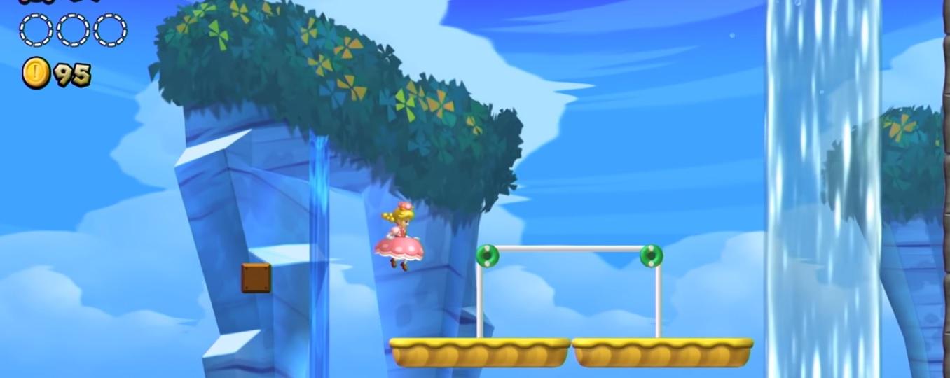Nintendo Download: New Super Mario Bros. U Deluxe screenshot