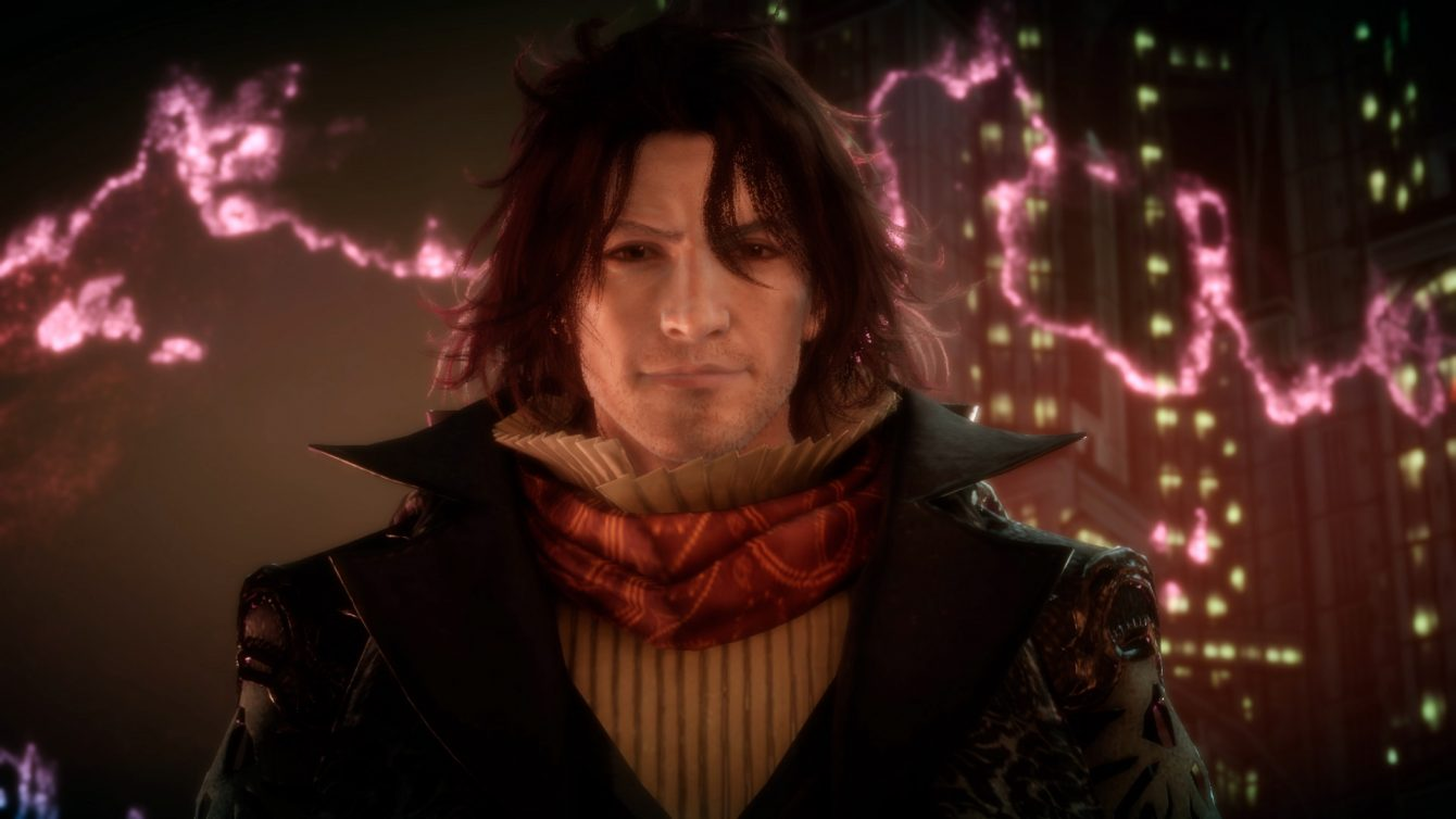 Here's a spoilerific teaser for Final Fantasy XV's Episode Ardyn screenshot