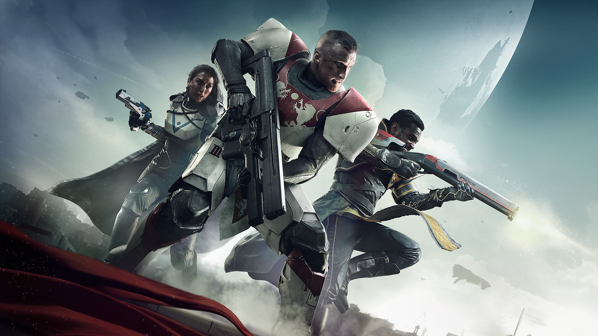 Bungie set to self-publish Destiny, ending relationship with Activision screenshot