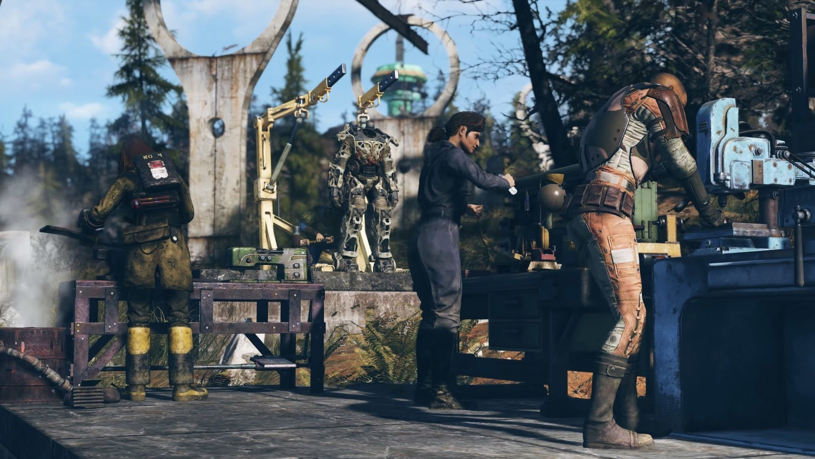 QnA VBage Fallout 76's latest patch fixes a lot of lingering issues since launch