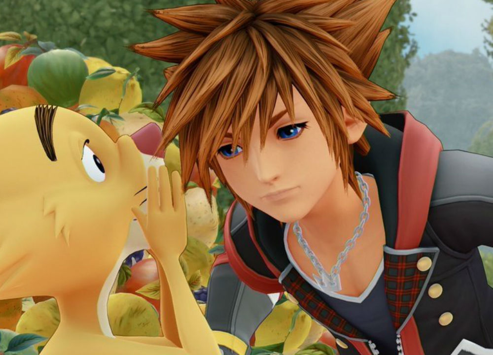 Square Enix reveals full Kingdom Hearts III secret video rollout timeline to combat leaks screenshot