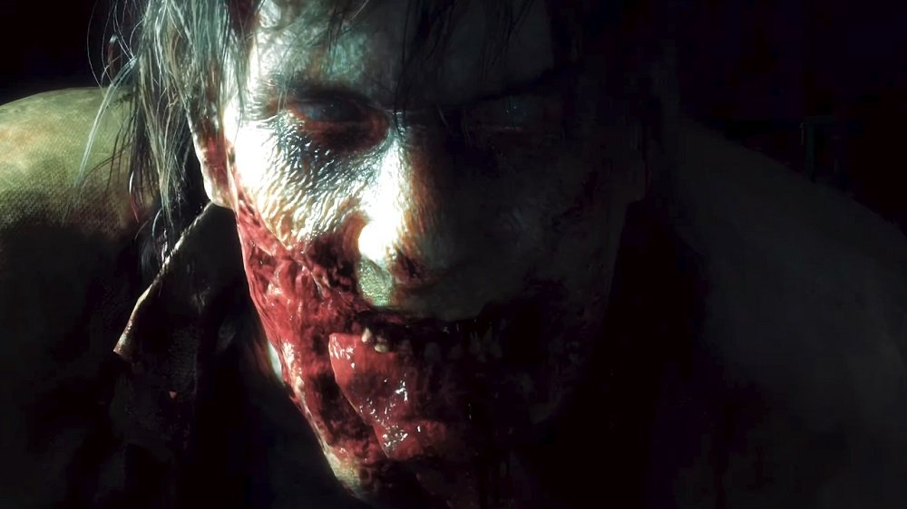 The Resident Evil 2 demo in Japan is less sticky and icky screenshot