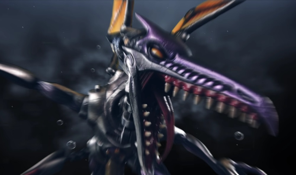 First 4 Figures tease incoming Metroid Prime Meta Ridley statue screenshot