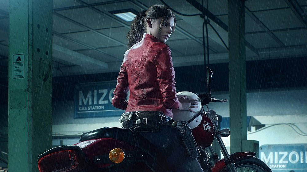 Resident Evil 2 demo reveals the new look of two classic characters screenshot