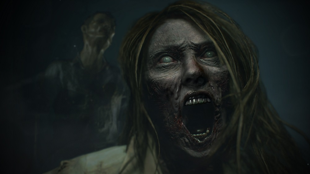 What did you think of the Resident Evil 2 demo? screenshot