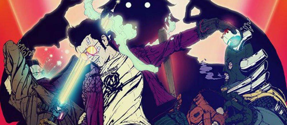 See what Travis Strikes Again: No More Heroes is all about screenshot