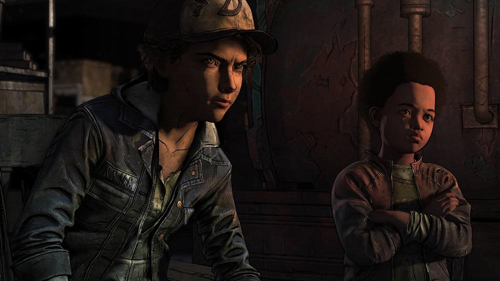 Review: The Walking Dead - The Final Season: Broken Toys screenshot