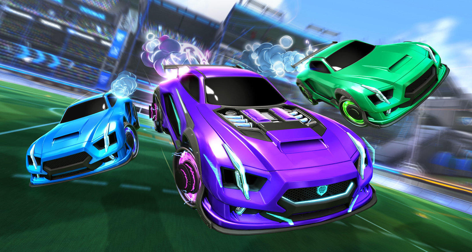 Rocket League finally gets full cross-platform support on PS4 screenshot