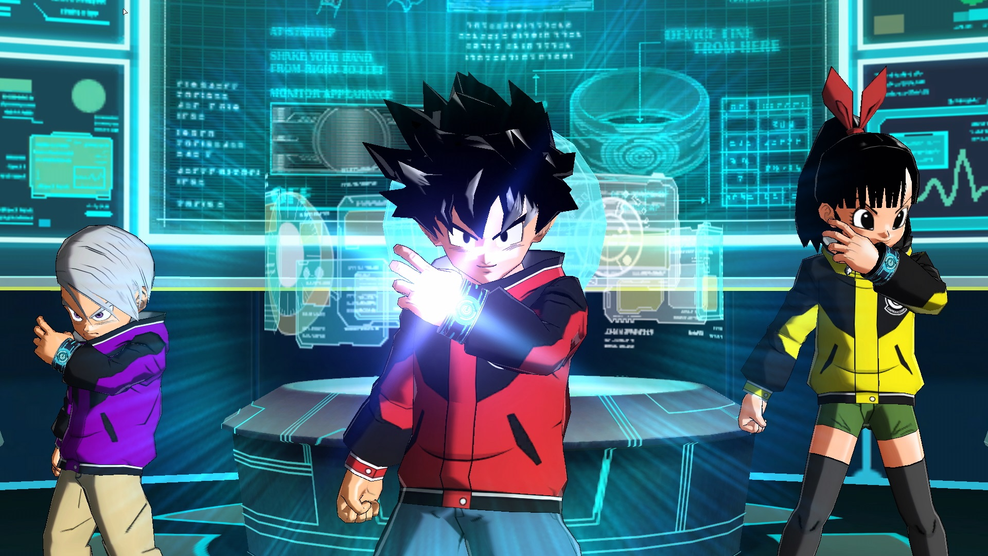A new Super Dragon Ball Heroes game is coming to PC and Switch this April screenshot