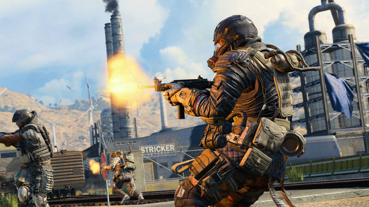 Black Ops 4 is getting a week-long free trial of the Blackout battle royale mode screenshot