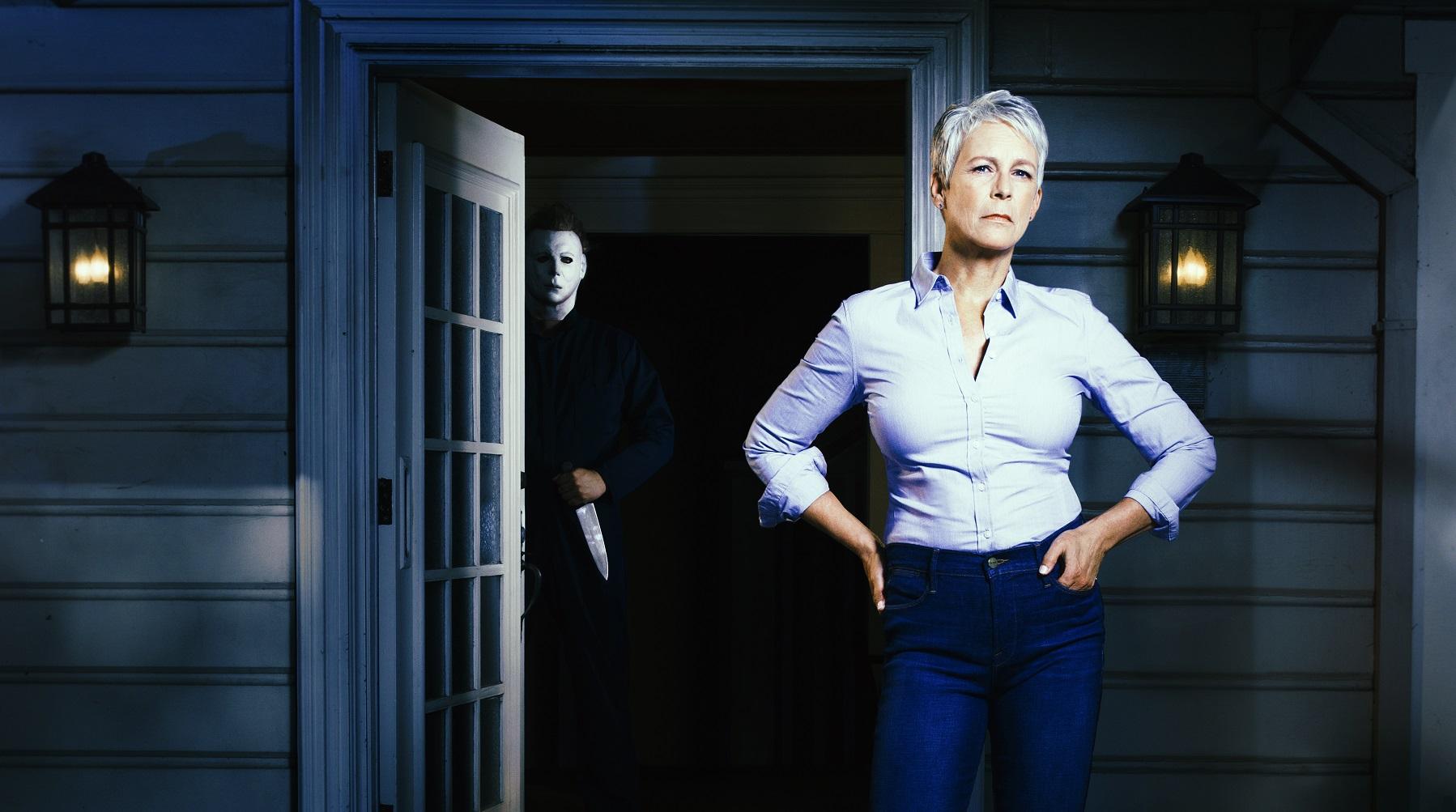 Contest: Win a Blu-ray copy of Halloween screenshot