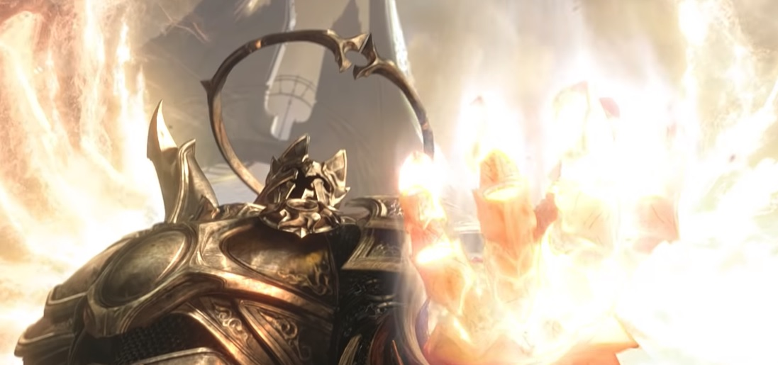 Heroes of the Storm's Imperius doesn't live up to the source material screenshot