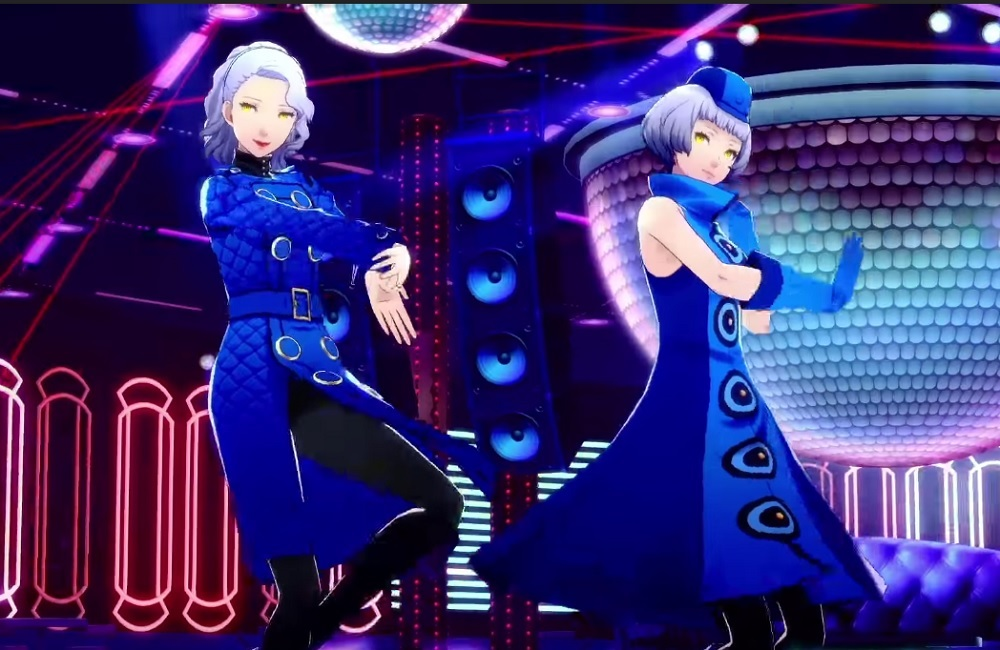 Burn your dread with these Persona Dancing dynamic themes, free for PS Plus subscribers screenshot