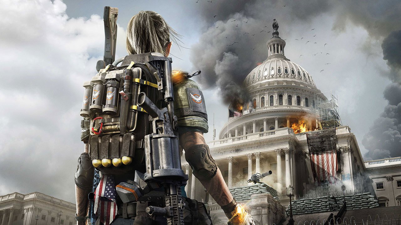 The Division 2's private beta will begin in early February screenshot