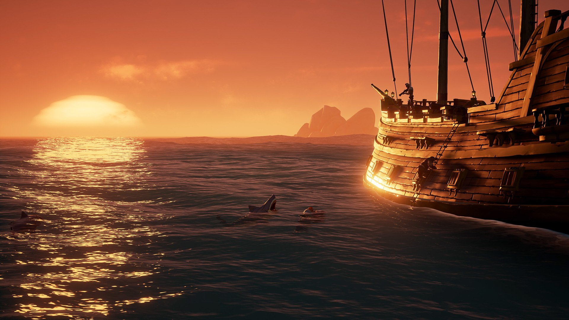Sea Of Thieves Will Soon Take Up A Lot Less Space