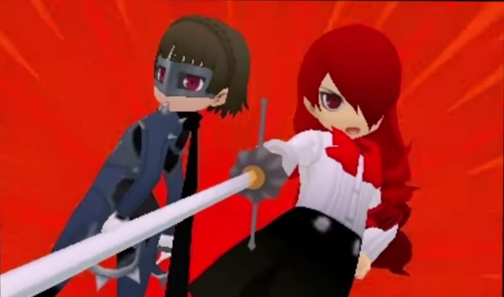 Persona Q2 receives rating in Australia, essentially confirming western release screenshot