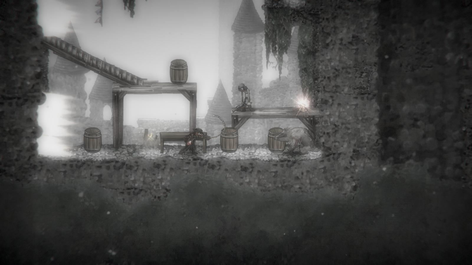 Salt and Sanctuary is finally coming to Xbox One screenshot