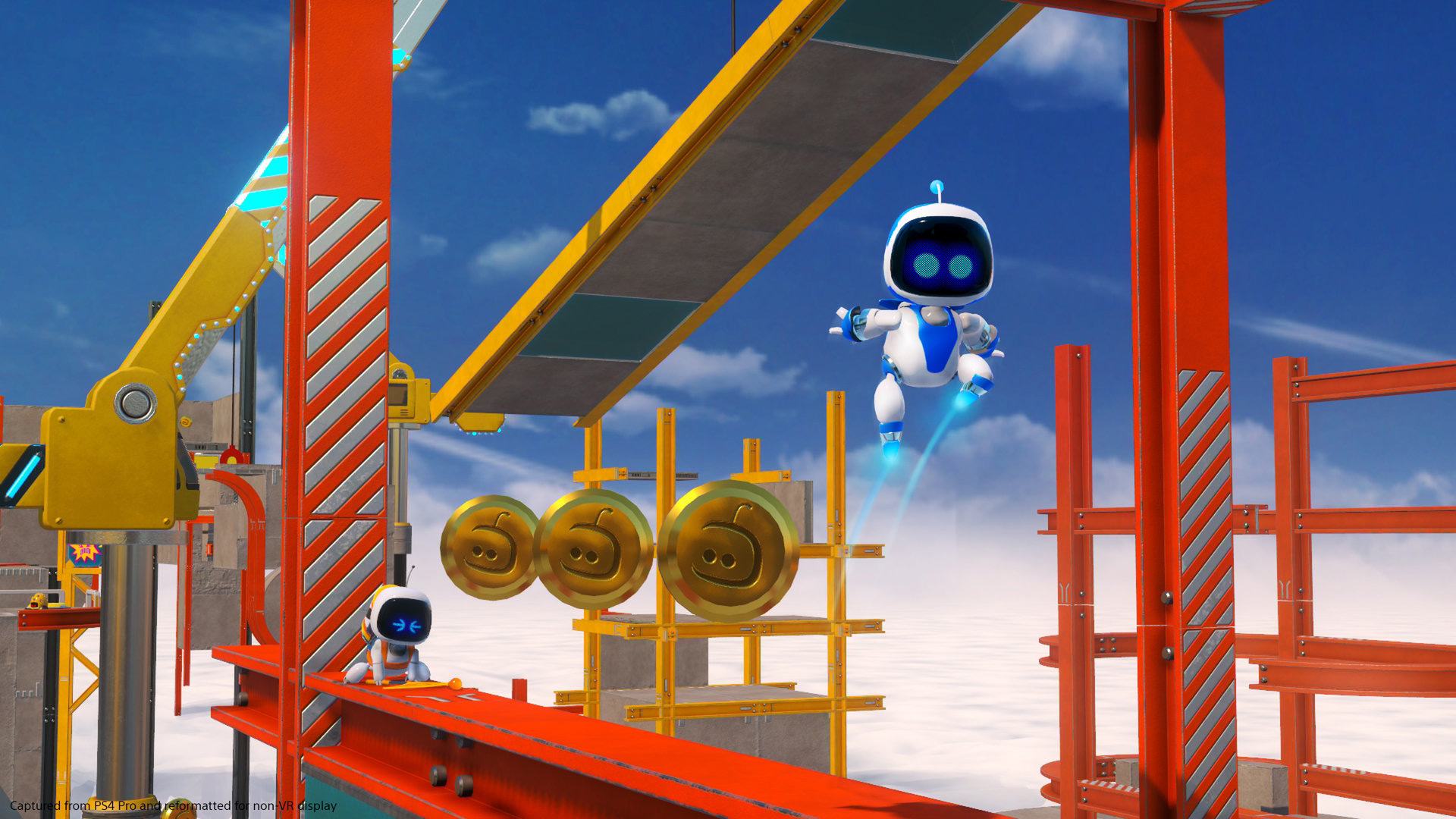 PlayStation VR Demo Disc 3 adds Astro Bot and Superhot screenshot