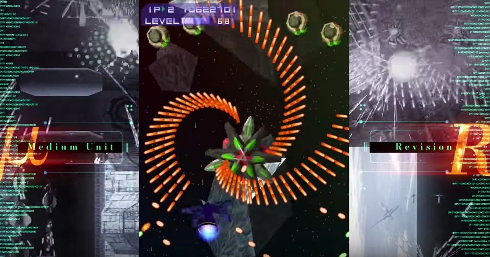 Psyvariar Delta is blasting onto PC later this month screenshot