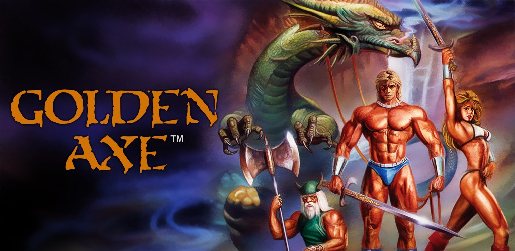Golden Axe II and III are now free on mobile devices