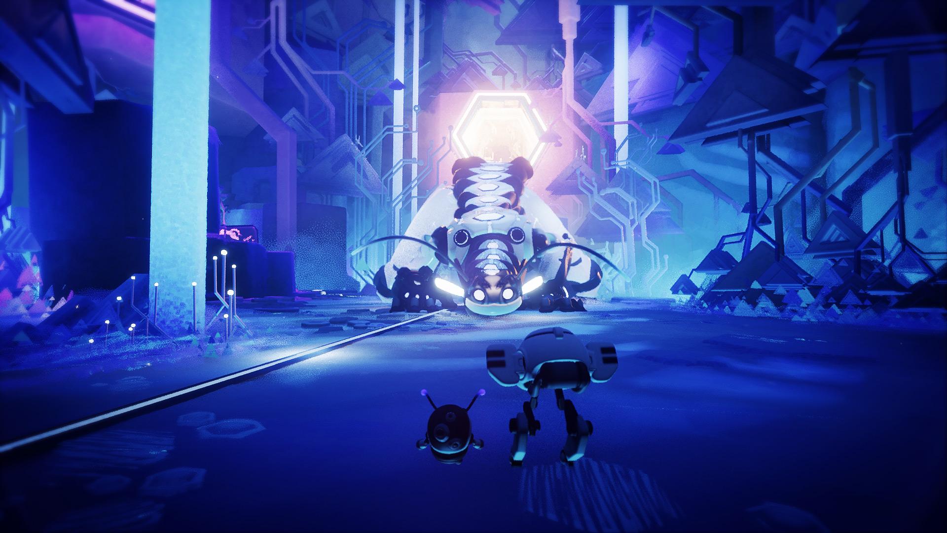 Media Molecule is bringing more players into the Dreams beta screenshot