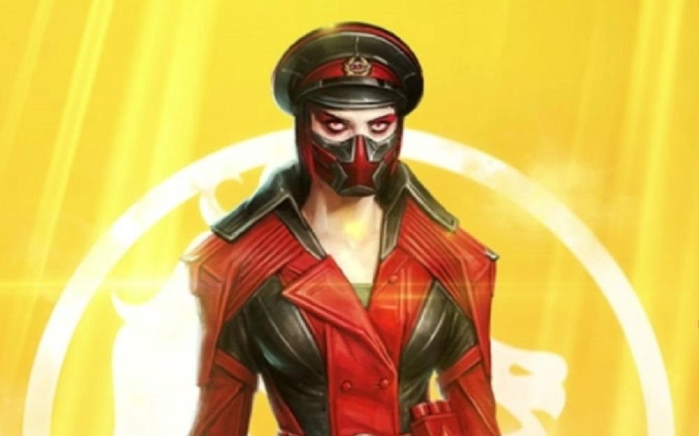 Mortal Kombat 11's Skarlet gets this awesome Kold War skin in Russia only screenshot