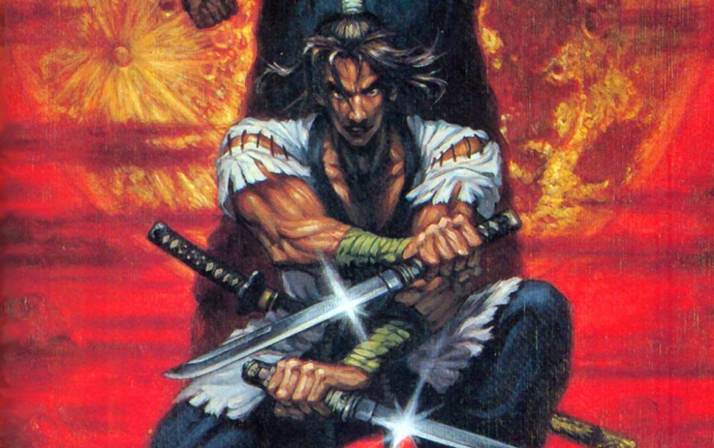 Another forgotten Neo Geo fighter returns with SNK's Ninja Master's screenshot