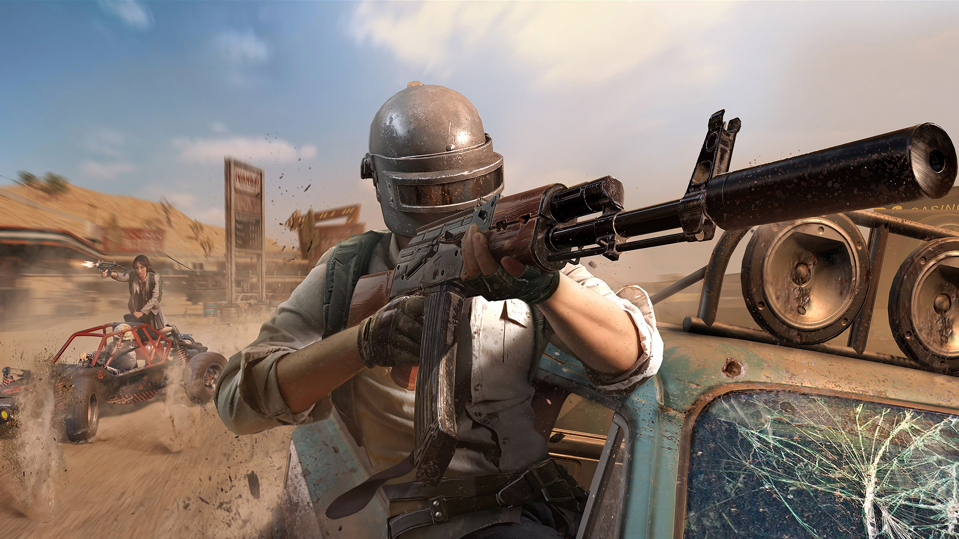 PUBG players have discovered that the game's framerate