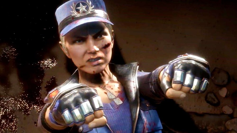 Mortal Kombat 11 for Switch being developed by Shiver Entertainment screenshot
