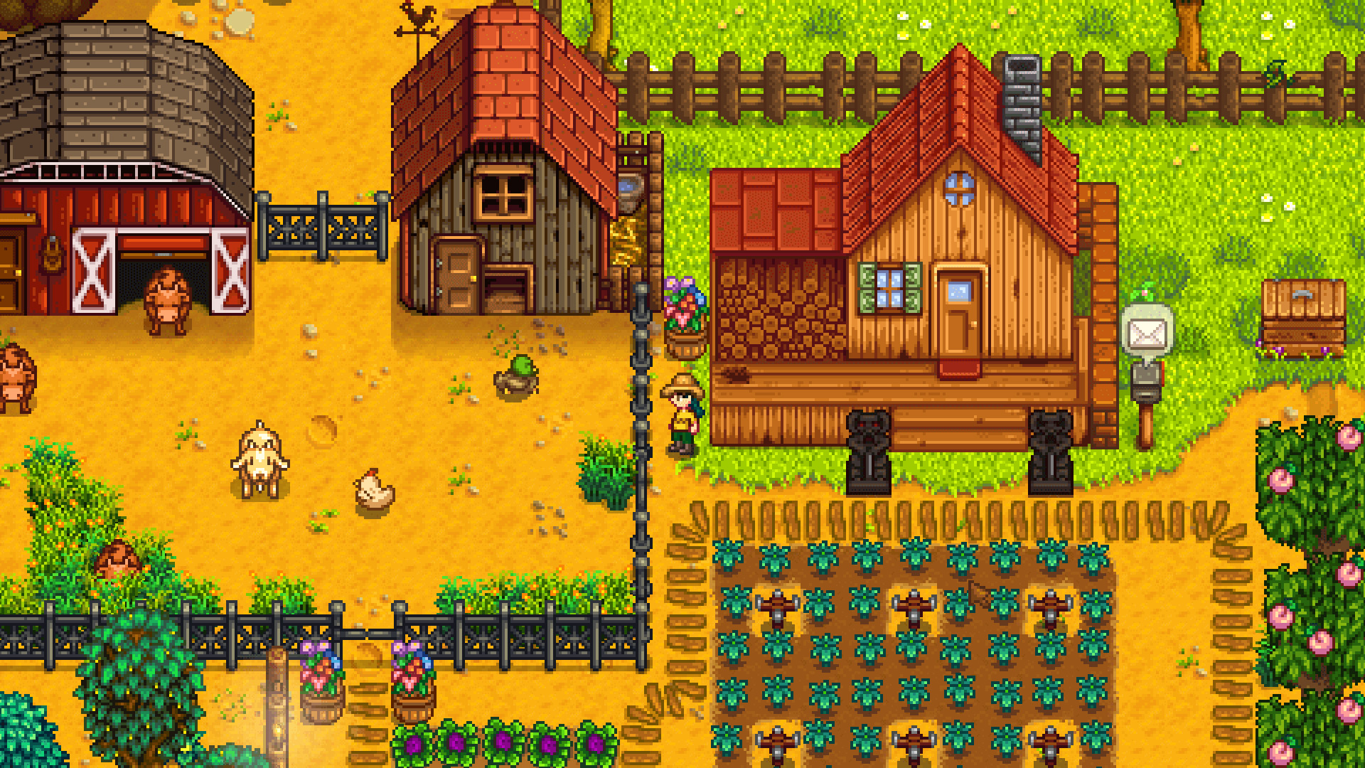 Stardew Valley has a performance update on Switch screenshot