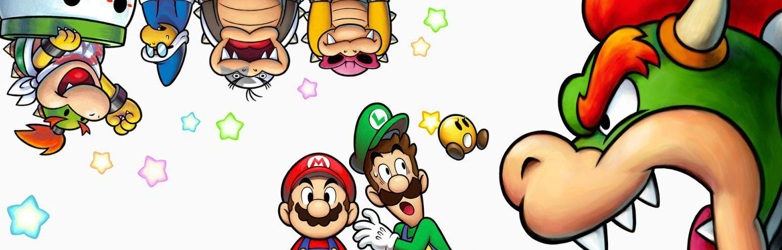 Review: Mario & Luigi: Bowser's Inside Story + Bowser Jr.'s Journey screenshot