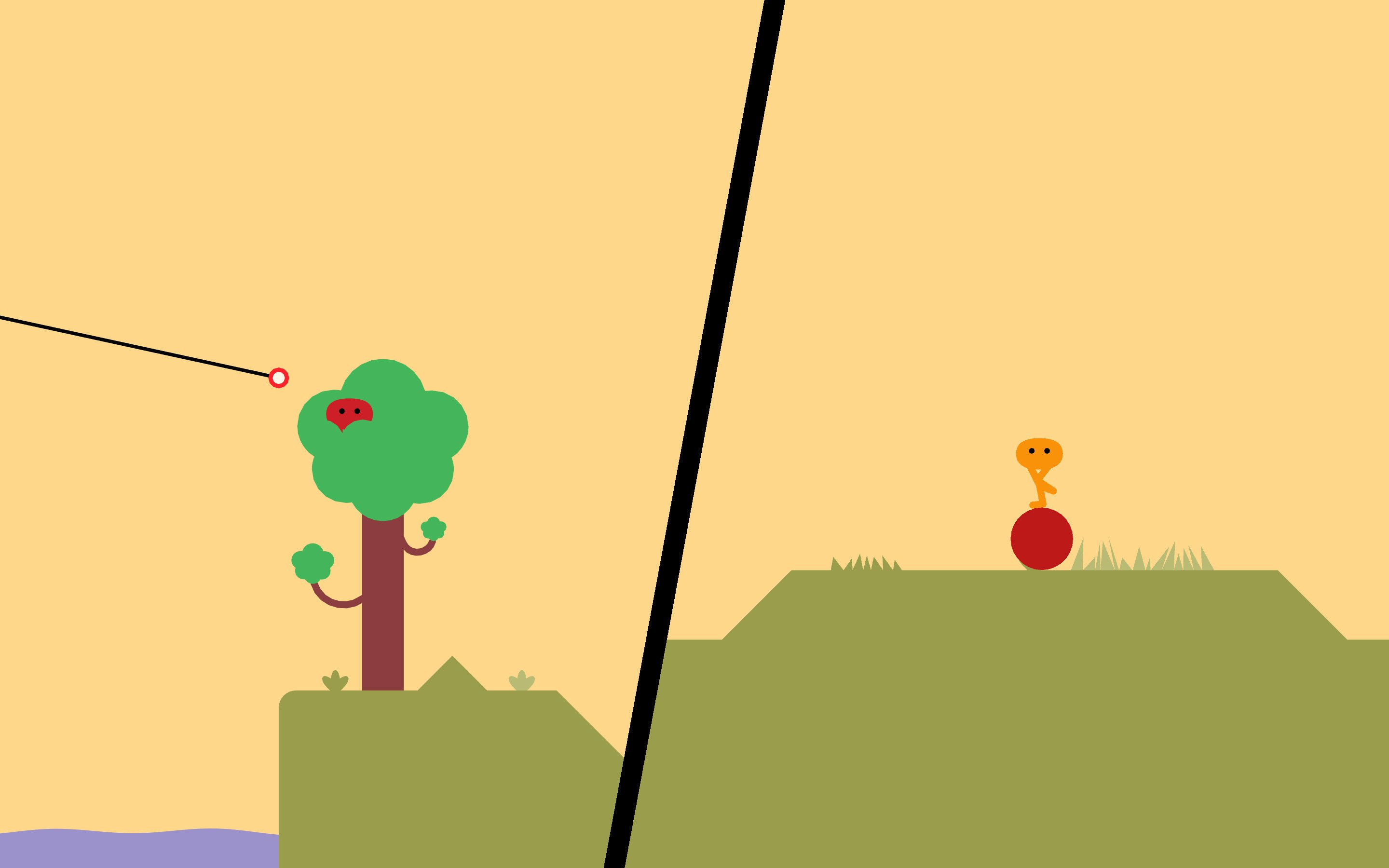Pikuniku and other Devolver Digital games are free with Twitch Prime screenshot
