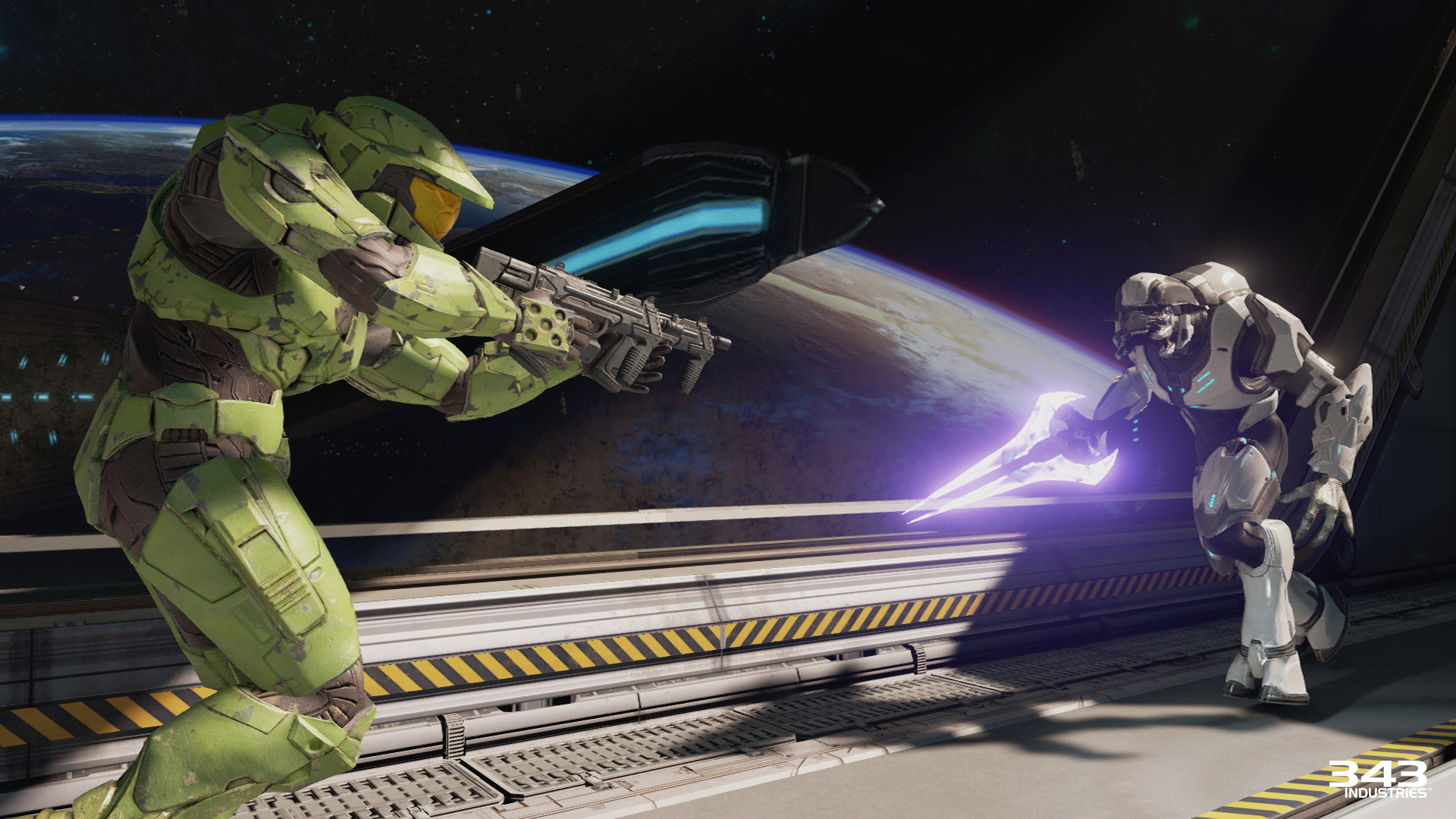343 Industries Has A Master Chief Collection Announcement