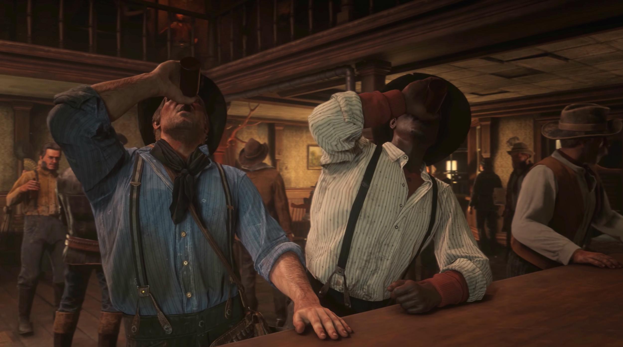 Red Dead Redemption 2, Black Ops 4, and Smash Ultimate are among 2018's biggest sellers screenshot