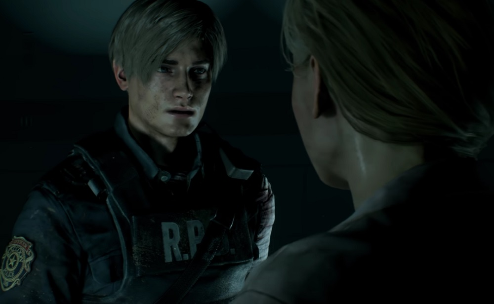 Resident Evil 2 launch trailer recalls how one night changed everything screenshot