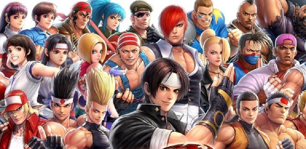 Mobile title The King of Fighters All Star will go global this year  screenshot