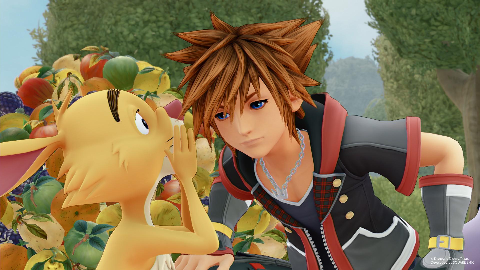 Where is our Kingdom Hearts III review? screenshot