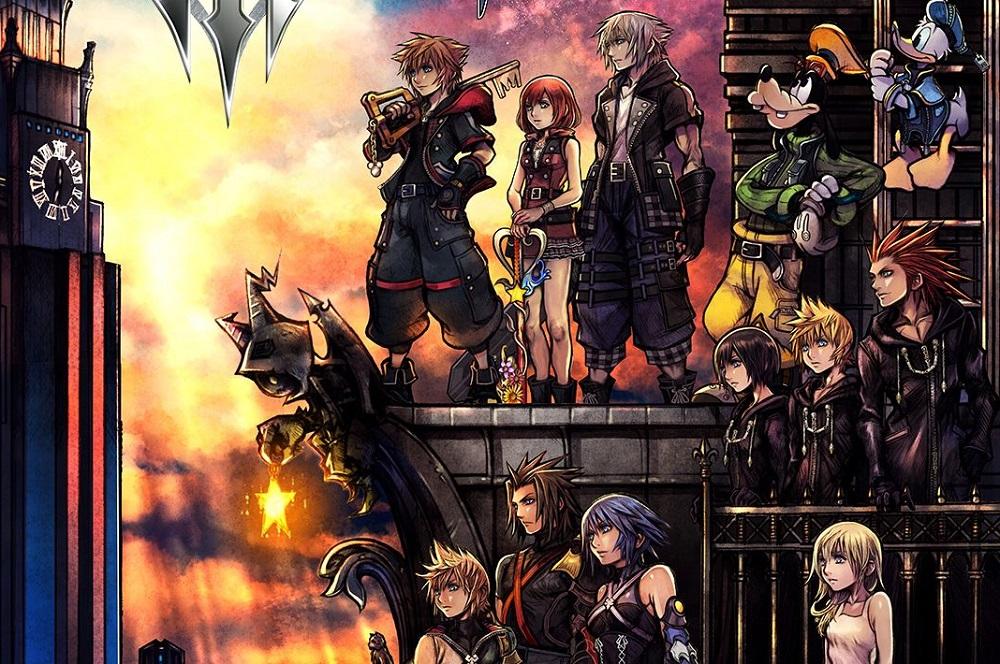 Review: Kingdom Hearts III screenshot