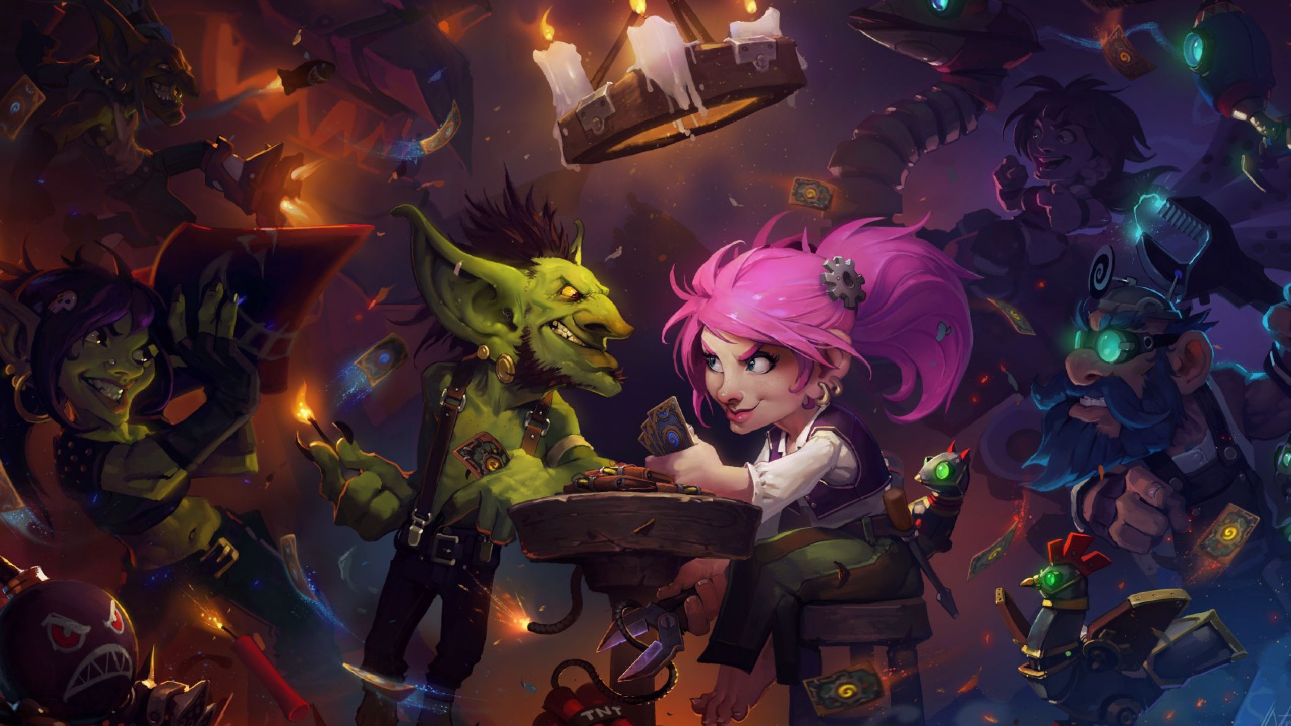 Hearthstone reworks competitive play so it's quicker to rank up screenshot