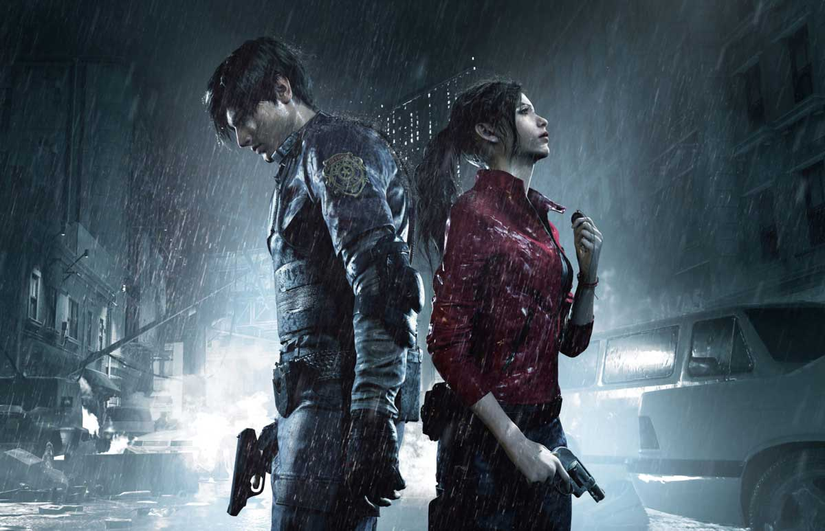 Release week deals: Resident Evil 2 up to 25% off for PC screenshot